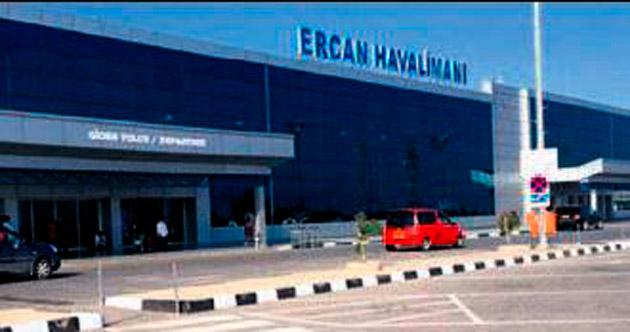 Ercan'ın duty free'sine Net talip