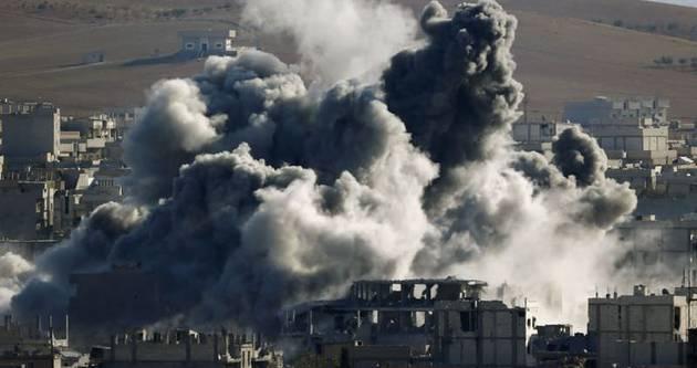 IŞİD'in petrol kuyuları vuruldu
