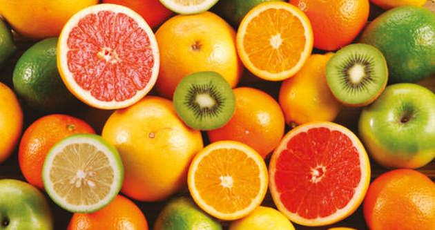 Hastalıkların kalkanı kış meyve ve sebzeleri