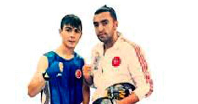 Milli boksör Kesen şehre döndü