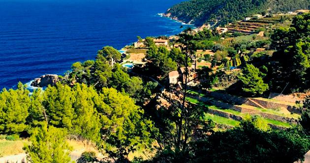 Romantik tatil cenneti: Mallorca