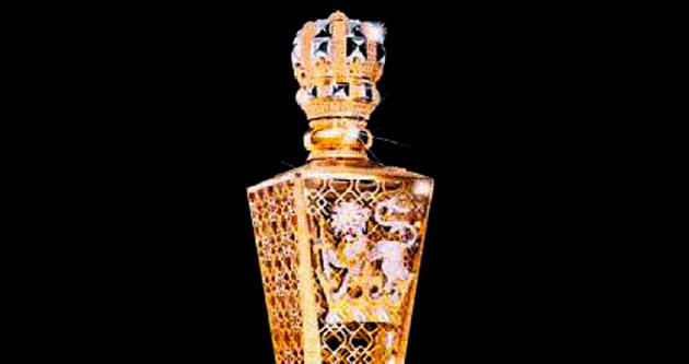 511 bin TL'ye bir şişe parfüm!