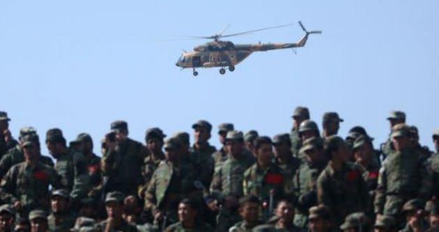 Taliban'ı havadan vurdu: 19 ölü