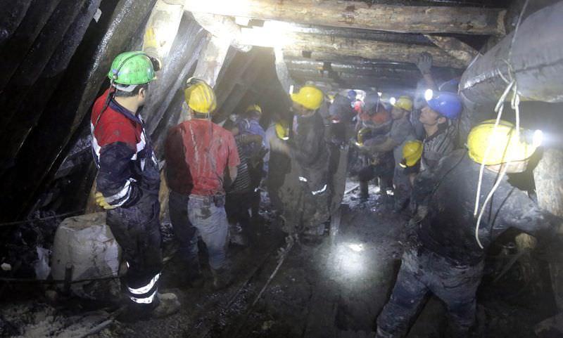 Maden faciasında 16'ıncı gün
