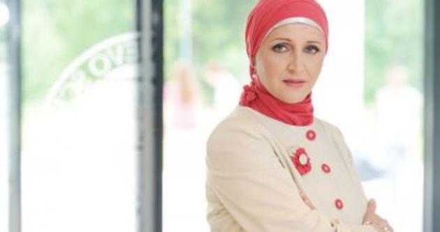 Bosna Hersek'te ilk başörtülü milletvekili