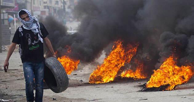 Filistin'de intifada tartışmaları