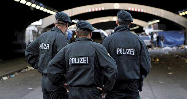 IŞİD'e Almanya'da operasyon
