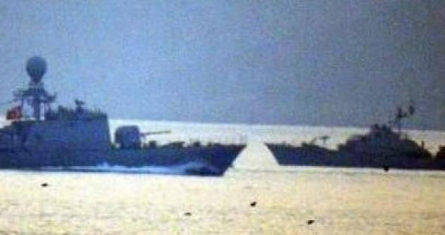 Ege'de Denizi'nde kritik dakikalar