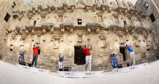 Turkish Airlines Open bugün A Spor'da