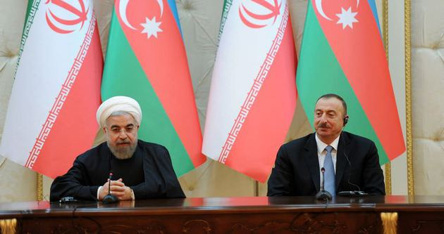 Ruhani ve Aliyev, ortak bildiri yayımladı