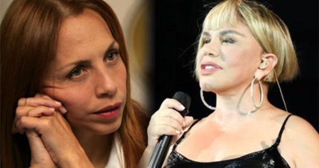 Sertab Erener'e Sezen Aksu sahip çıktı