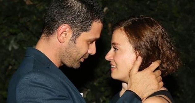 Keremcem ile Seda Güven Paris'te evlendi