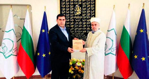 Rifat Sait, Balkanlar'da soydaşlarla buluştu