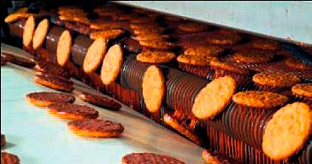 United Biscuits resmen Ülker'in