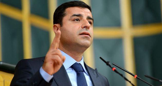 Demirtaş'tan çözüm süreci açıklaması
