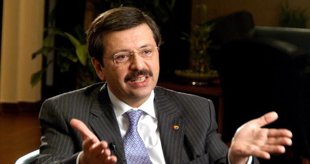 Rifat Hisarcıklıoğlu, B20 dönem başkanlığını devraldı