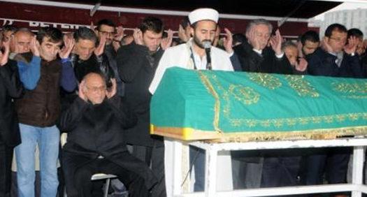 İşadamı Mehmet Sinan Kenanoğlu son yolculuğuna uğurlandı