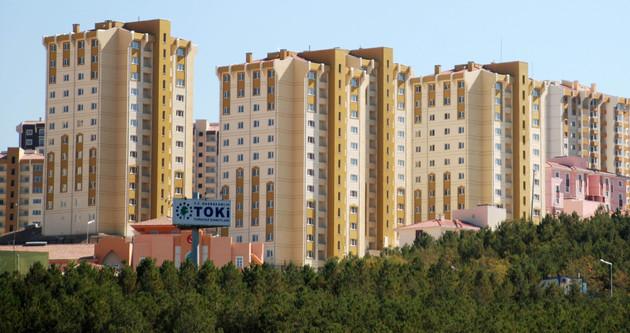 TOKİ şehirleri Geleceğin Türkiye'sine taşıyacak