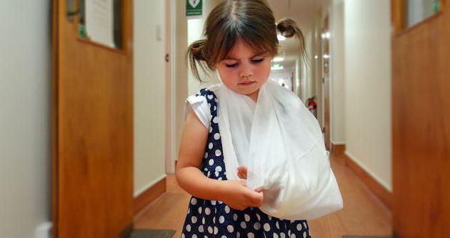 Çocuk yaralanmaları arttı, sebep iPhone