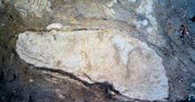 5 bin yıllık ayak izi