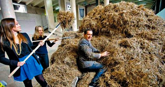 Sanat için samanlıkta iğne arıyor