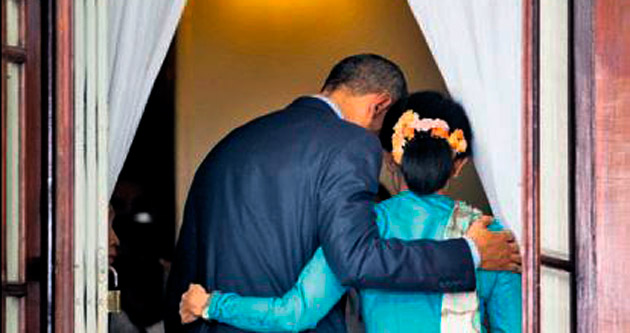 Obama, Müslüman haklarına saygı istedi