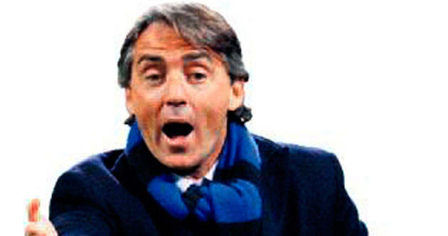 Ve Mancini Inter'de