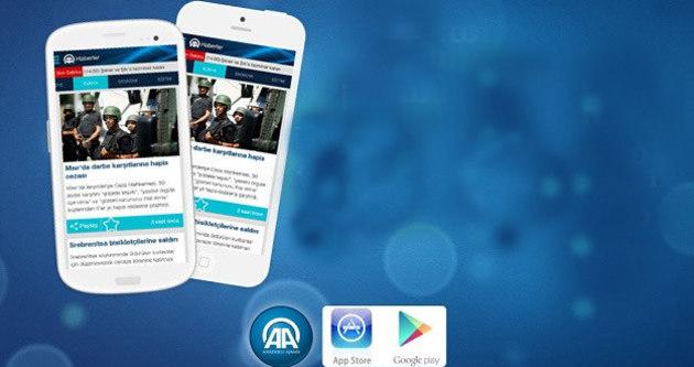 AA mobil uygulamaları yenilendi