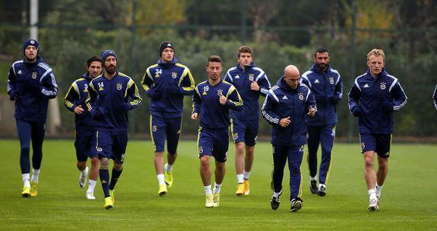 Fenerbahçe'de Webo idmana çıkmadı