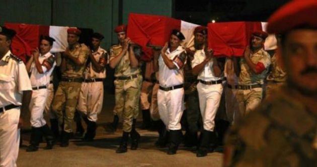 Mısır'ın IŞİD'i saldırıları üstlendi