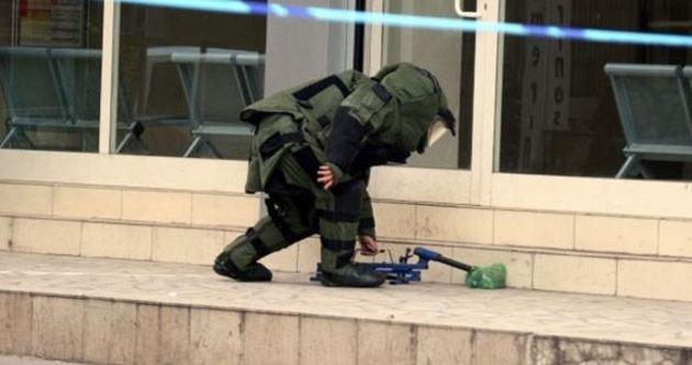 Ankara'da canlı bomba ihbarı