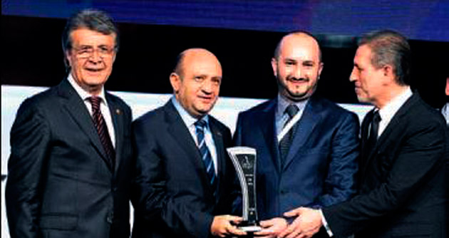 Bursa'nın mucidine Bakan'dan ödül
