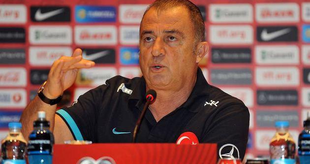 Galatasaray'da Fatih Terim sürprizi