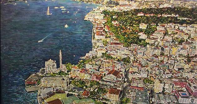 Murat İrtem Contemporary İstanbul'da