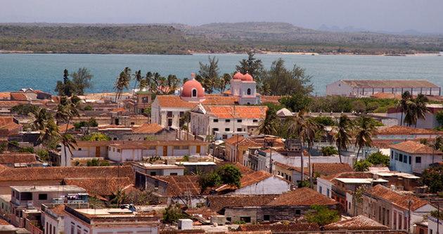 Küba camii buraya yapılacak