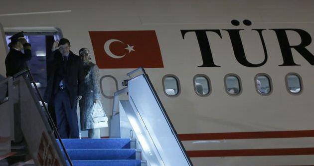 Davutoğlu Filipinlere gidiyor