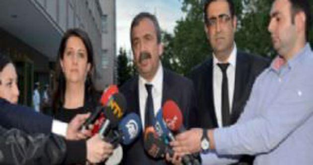 Akdoğan ve HDP heyeti yarın buluşuyor