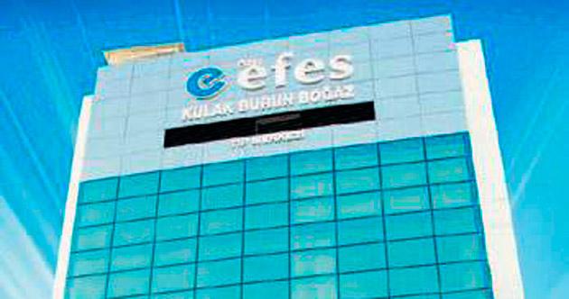 Efes KBB yeni merkezi ile kapasitesini büyüttü