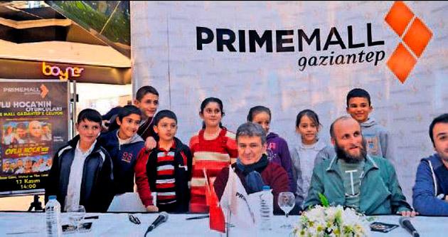 'Oflu Hoca' sevgisi Gaziantep'te bir başka