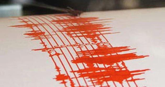 Yeni Zelanda'da deprem yaşandı
