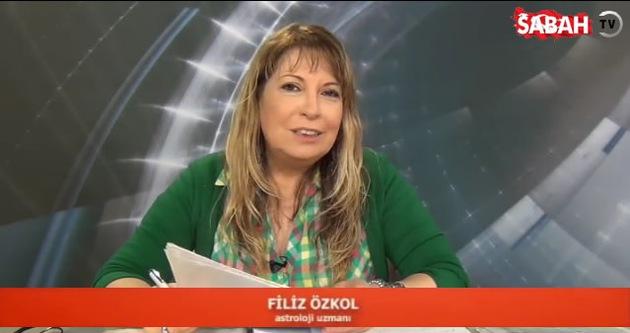 Filiz Özkol'dan haftalık burç yorumları