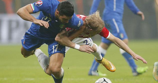 İtalya'da olaylı maç!