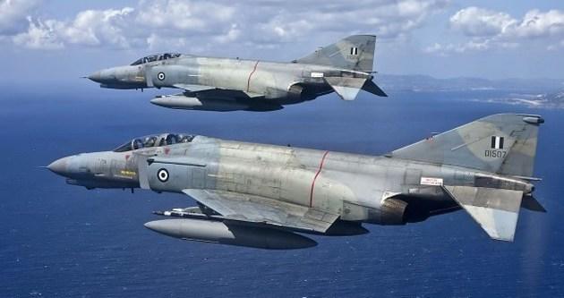 İtalya'dan IŞİD'e karşı 4 uçak