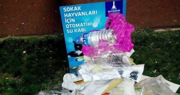 İzmir'de bu kadarına pes dedirten görüntü!