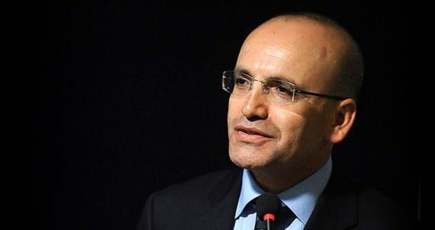 Mehmet Şimşek: Bütçe açığı hedefini yakalayacağız
