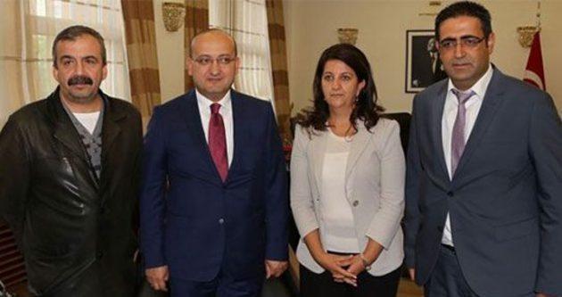 HDP-Akdoğan görüşmesi sona erdi
