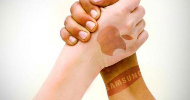 Apple ve Samsung'dan kritik ortaklık