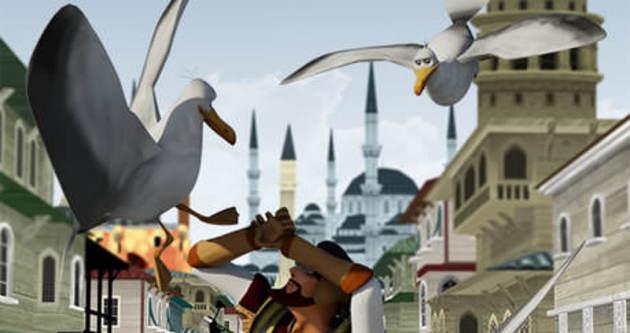 Hezarfen: İstanbul Semalarında çıktı