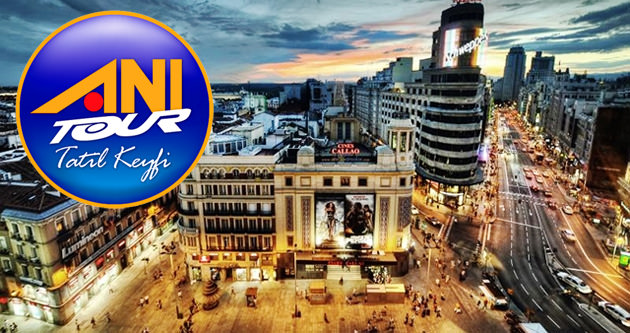 Anı Tur 30. yılını Madrid'de kutluyor