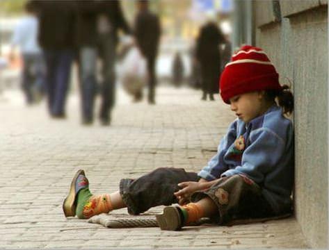 Evsiz çocukların sayısı 2,5 milyona çıktı